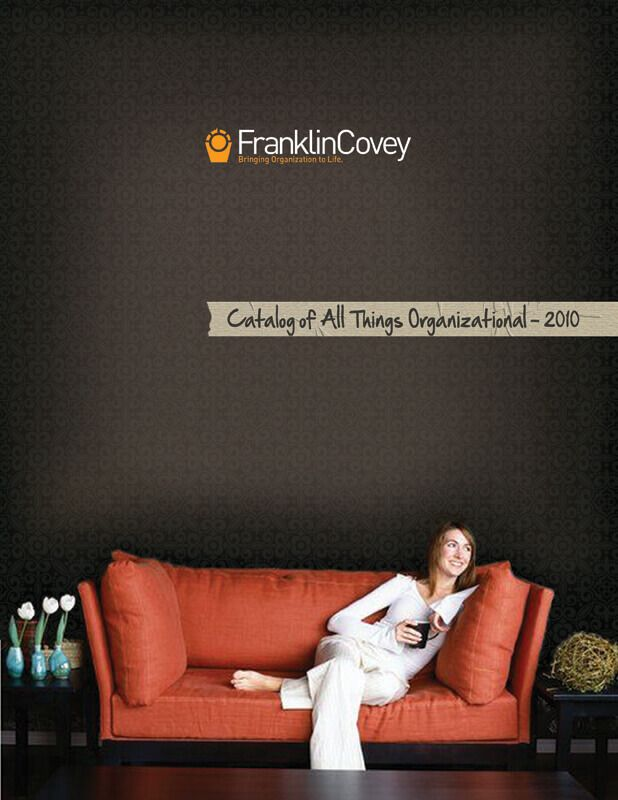 Franklincoveycatalog Cover
